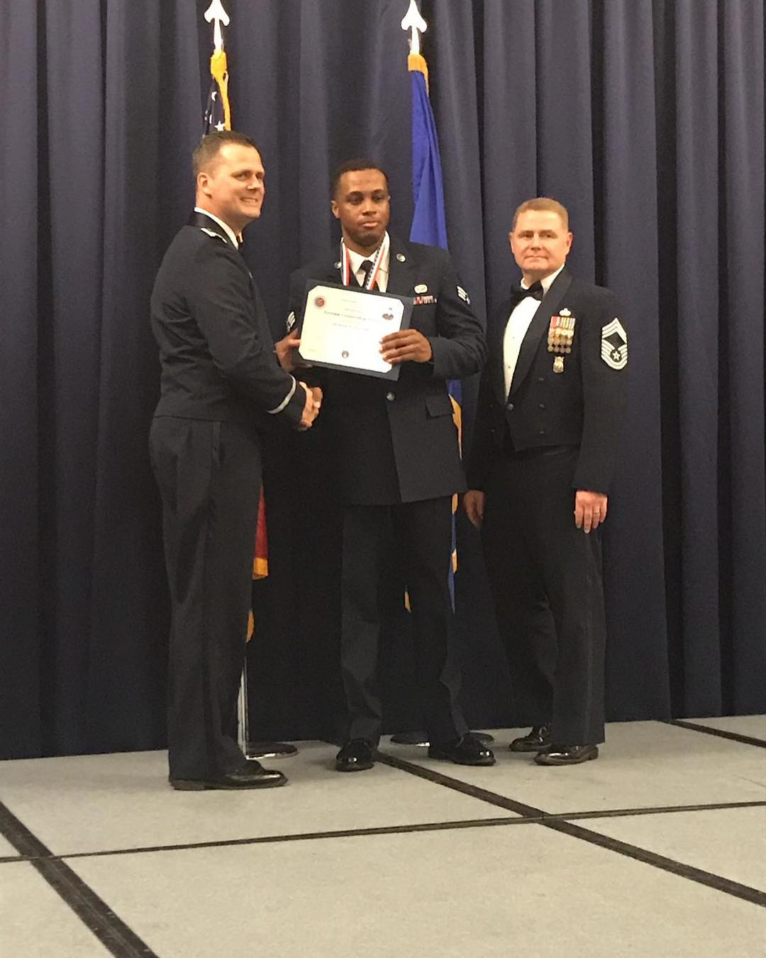 nollywood star bukky wright s son bags degree from united states air force photos 2 - Nollywood Actress Bukky Wright's Son Bags Degree From The United States Air Force
