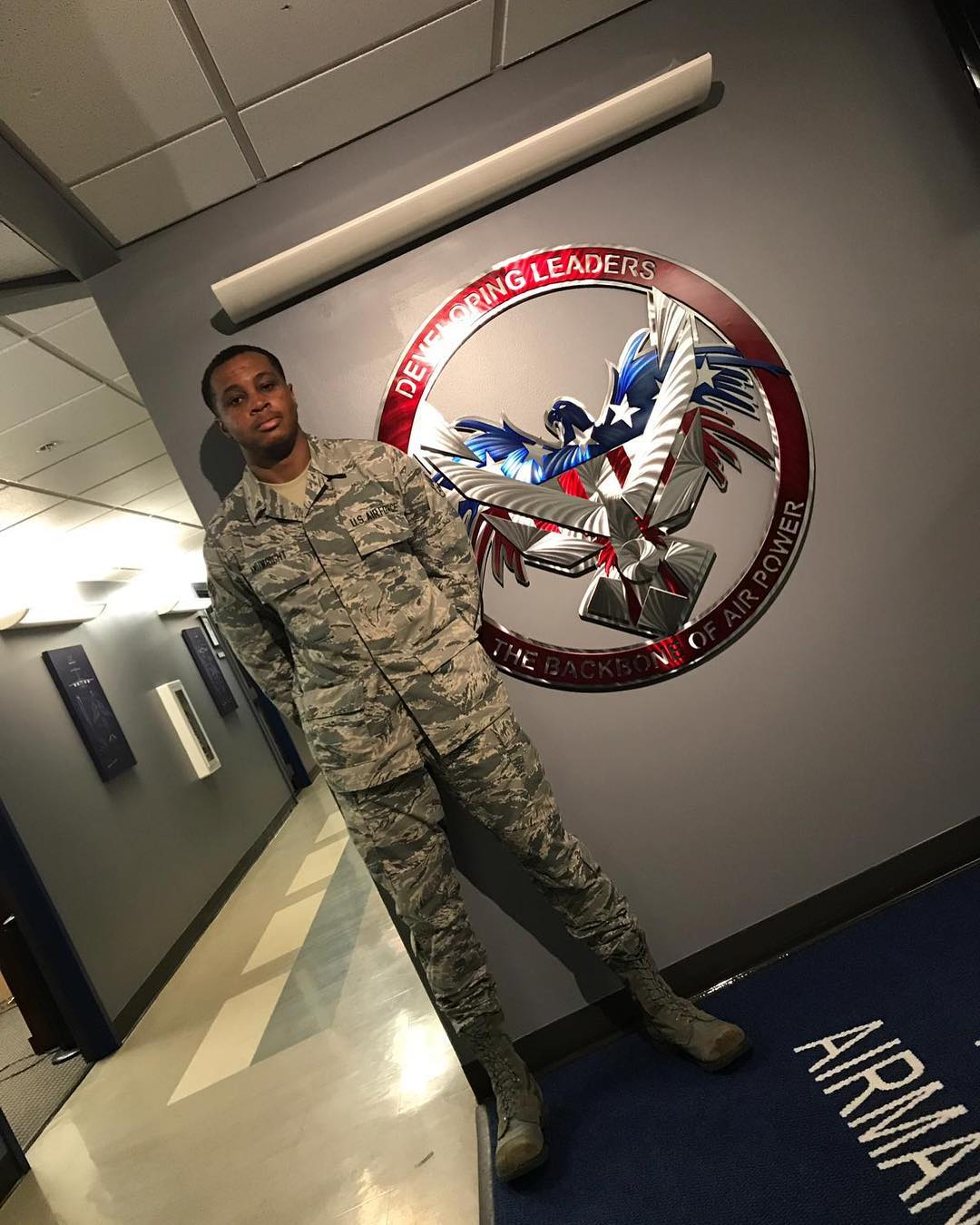 nollywood star bukky wright s son bags degree from united states air force photos - Nollywood Actress Bukky Wright's Son Bags Degree From The United States Air Force