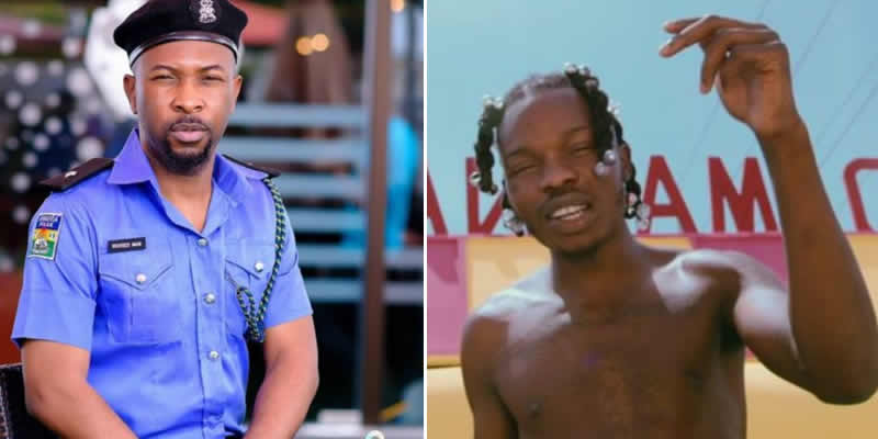 "Rugged-man Distances Himself From Naira Marley's Arrest: ""I Had Nothing To Do With His Arrest""."