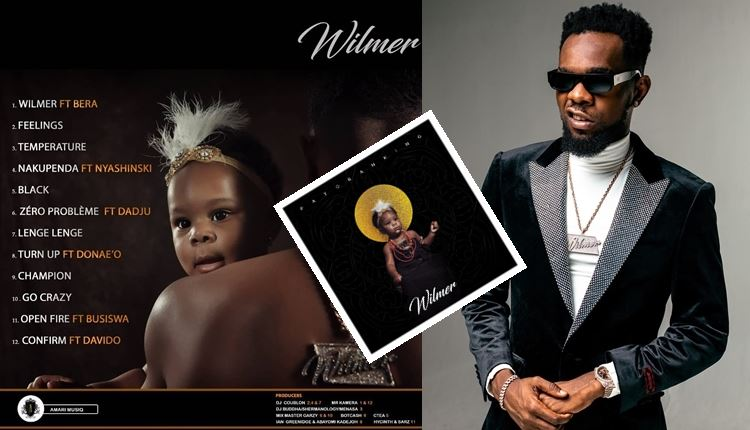 Patoranking Snubs Nigerian Musicians In Forthcoming Album, 'Wilmer'