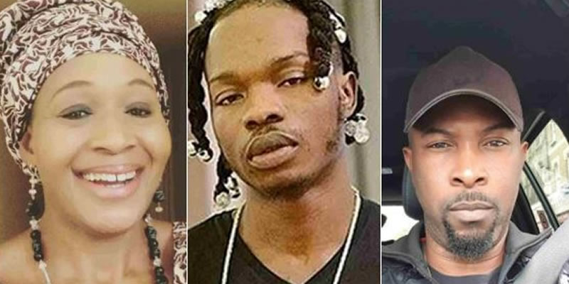 Kemi Olunloyo Slams Naira Marley Over Attack On Ruggedman In London