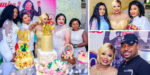 Iyabo Ojo, MC Oluomo, Bukola Adeeyo, others storm Funke Etti's 40th birthday party (photos)