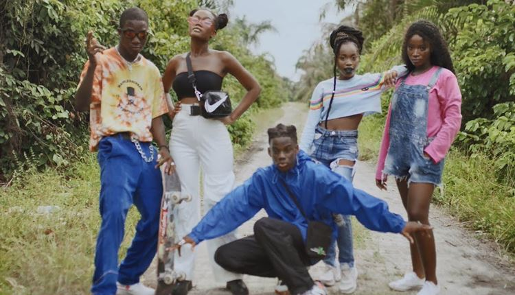 Mavin Records' New Kid, Rema In Stunning Outing For 'Dumebi' Flick