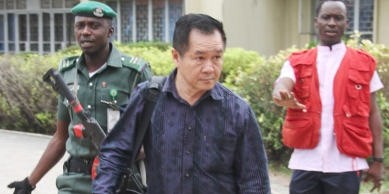 Image result for Malaysian arraigned for attempting to defraud Polaris Bank of €250m