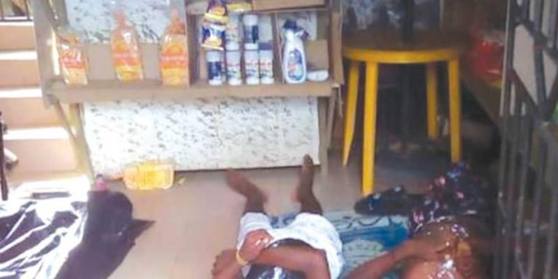 Two siblings die in their shop after inhaling generator fumes