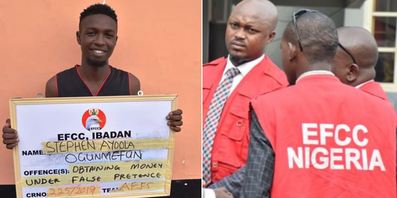 Young man all smiles as he, three others bag jail terms for internet fraud in Abeokuta