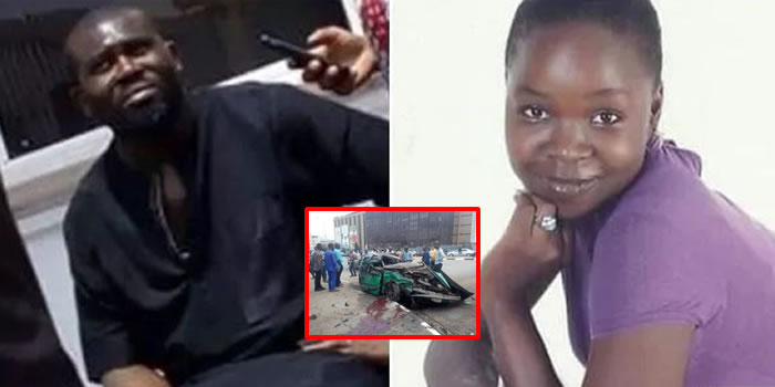 Lady Claims Doctor Killed Her Sister While Driving Under Influence, Demands For Justice (Photos)