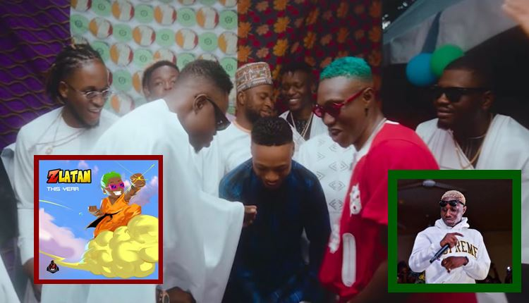 Zlatan Ibile Dishes Out 'This Year' – A Celebration Song