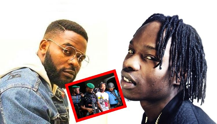 Falz Breaks Silence On Naira Marley's Fraud Case With EFCC
