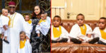 Fani-Kayode offers scholarships to 300 students in honour of wife and triplets