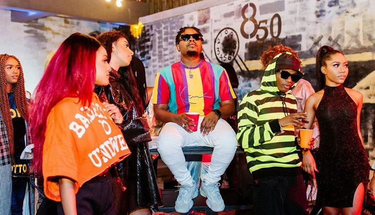 Olamide And Wizkid Shoot Eye-Candy Video For Leaked Song, 'Totori' (Audio And BTS Photos)