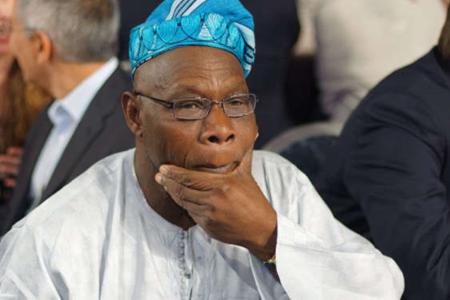 Image result for Obasanjo Escapes Plane Crash In Lagos