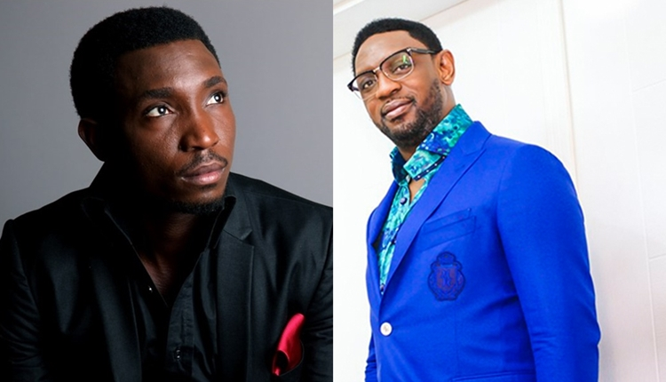 Image result for pictures of Timi Dakolo and Biodun Fatoyinbo