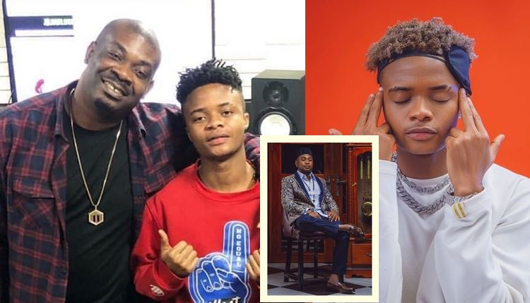 Don Jazzy's Mavin Records Unveils New Talent, Crayon; Launches Blowtime Imprint
