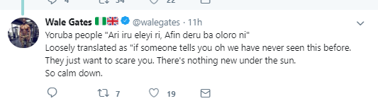 Etinosa, Wale Gates slam actor, Charles Awurum, for attacking Nollywood producers who cast Bobrisky in their movies