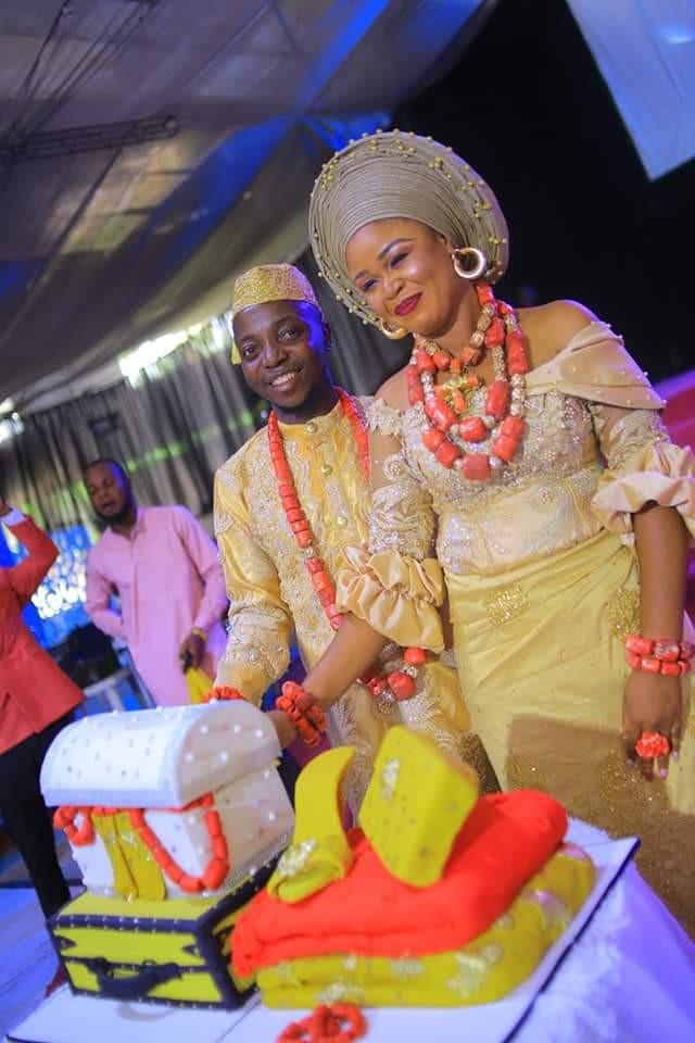 Prophet Jeremiah Omoto Fufeyin splashes millions on wedding ceremony