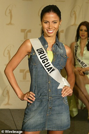 Former Miss Uruguay is found hanged in the bathroom of a Mexico City hotel (Photos)