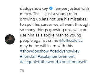 """Small pikin dey insult him elder when him dey talk the truth"" Daddy Showkey blasts Naira Marley for being disrespectful to Ruggedman (video)"