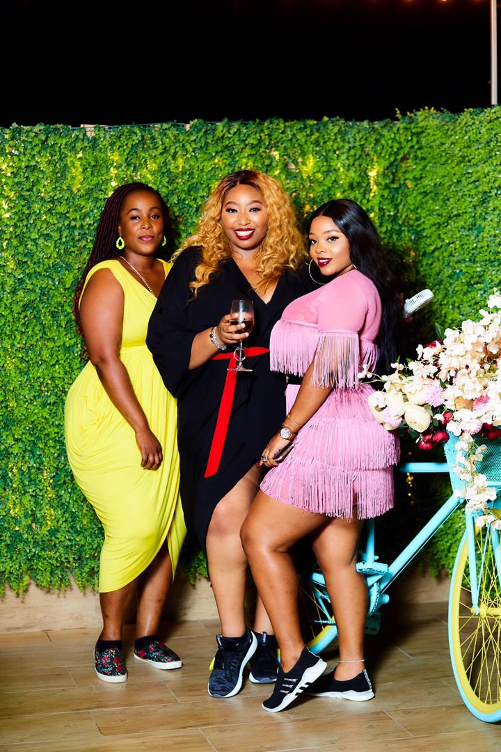 Photos: Don Jazzy. Tola Odunsi, Akunna Nwala-Akano, others attend media gal, Latasha Ngwube