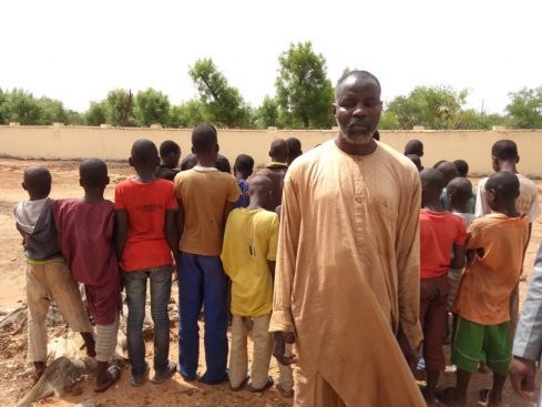 Police arrest Almajiri teacher over alleged sexual abuse of his pupils (photo)