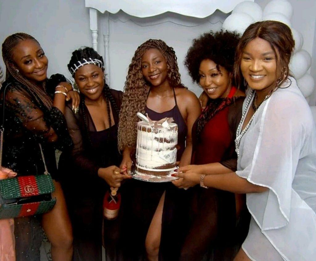 Girls Cot reunion