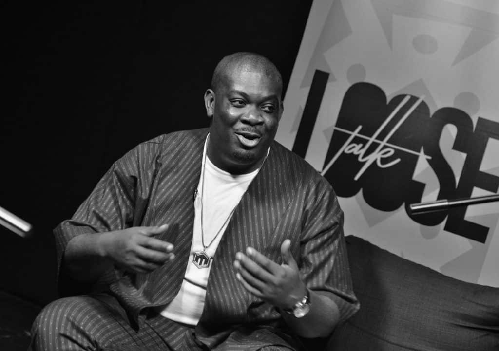 Don Jazzy says he is in a serious relationship