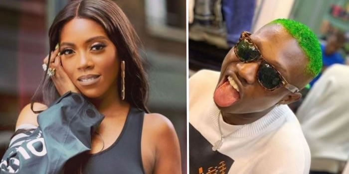 Zlatan Ibile, Tiwa Savage Sets To Give Us Some Hot Zanku Jam Again,  Releases Snippet Video