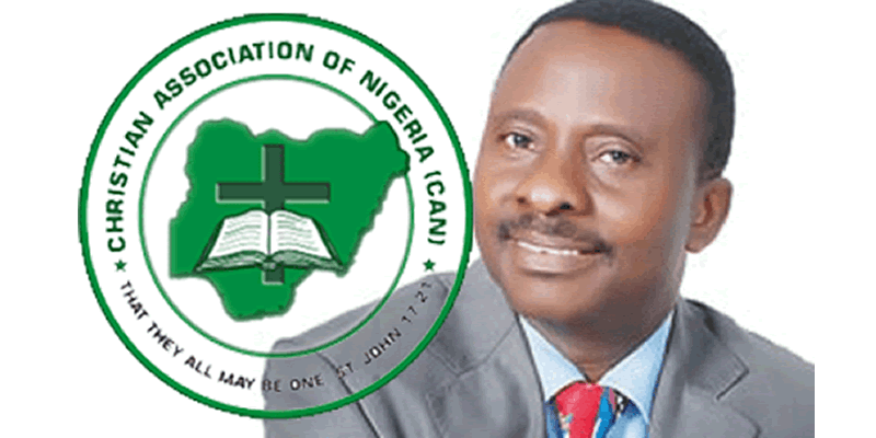CAN President, Rev. Samson Olasupo Ayokunle