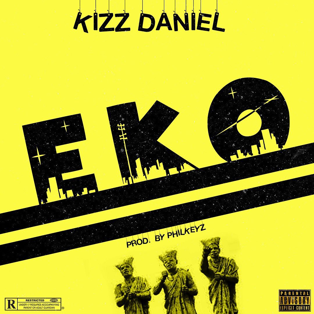 Kizz Daniel Releases New Music 'Eko': A Not So Worth The Hype Song