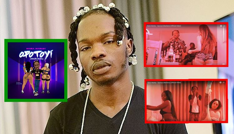 Naira Marley Out With X-Rated Street Anthem, 'Opotoyi (Marlians)'