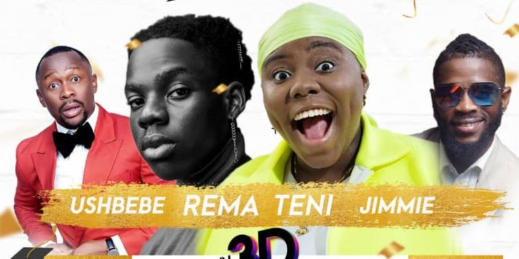 Banky W, Teni, Rema, More To Thrill At Nigeria's First-Ever Prom Concert 'Afroprom'
