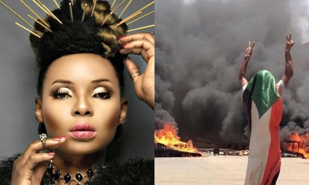 Yemi Alade, Burna Boy Offer Support To Victims Of Sudan Crisis