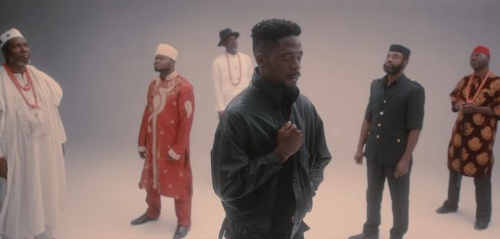 Johnny Drille Recounts Morals Given To Him By His Father In Latest Piece, 'Papa'
