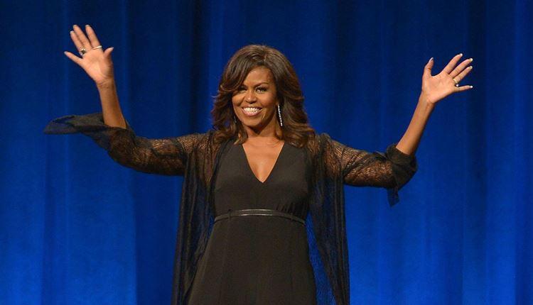 Missy Elliott Advises Aspiring Writes At Her Songwriters Hall Of Fame Induction; Michelle Obama Applauds Femcee