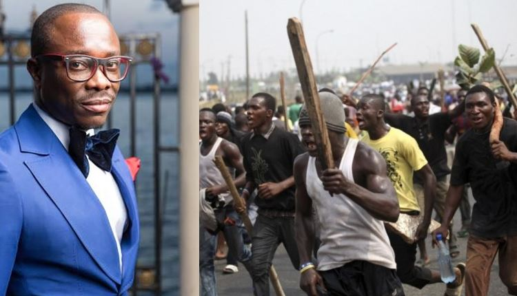 How Comedy Can Stop Nigerian Youths From Violence –Julius Agwu