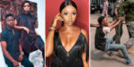 BBNaija's Bambam cries out after police officers harassed her brother, accused him of robbery