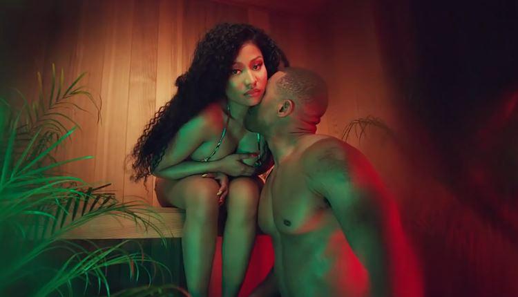 Nicki Minaj Resurrects With Racy Video For 'Megatron'