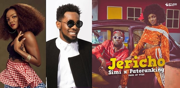 Simi Out With Patoranking-Duet Video, 'Jericho', Under Newly Launched 'Studio Brat'