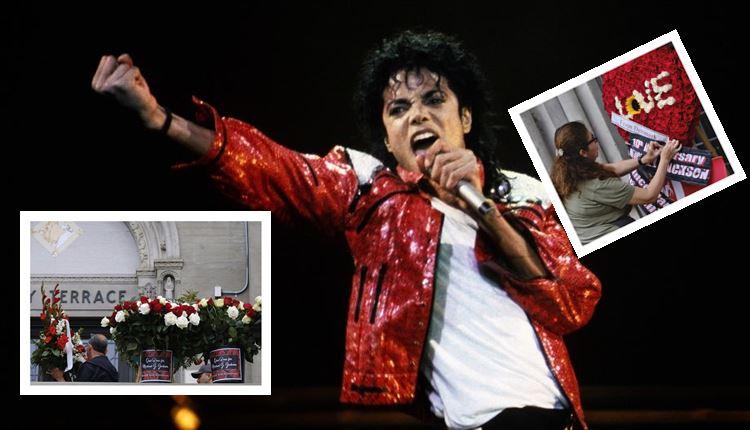 Fans Honour 10th Anniversary Of Michael Jackson's Death