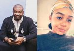 Don Jazzy Reacts As Lady Claims She's Pregnant For Him