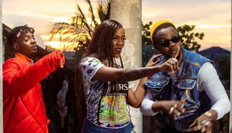 Tiwa Savage, Kizz Daniel Join Forces With Young Jonn On 'Ello Baby'