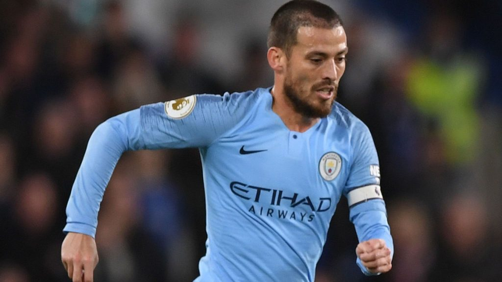 Transfer: David Silva Confirms Plan To Leave Manchester City