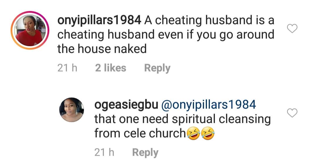 Nigerian women react after actor Ejike Asiegbu