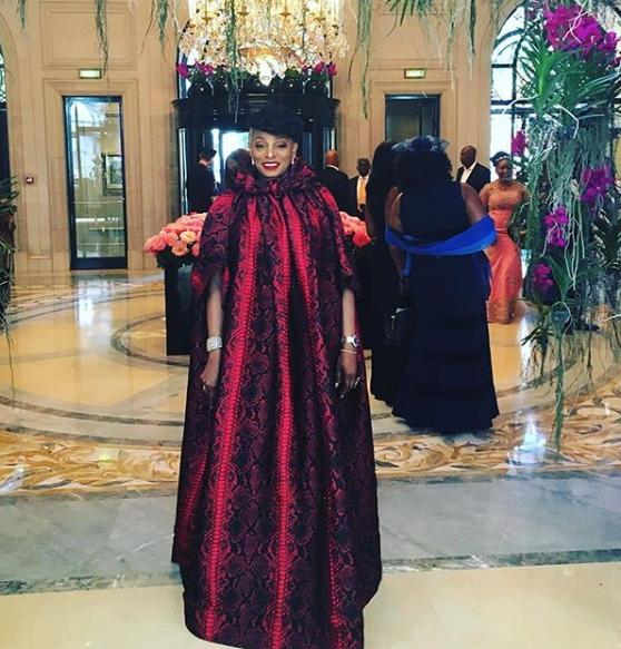 Photos: Aliko Dangote, Femi Otedola, Tony Elumelu, Bola Shagaya, Gov Ihedioha, others at billionaire son, Eyinna Anumudu