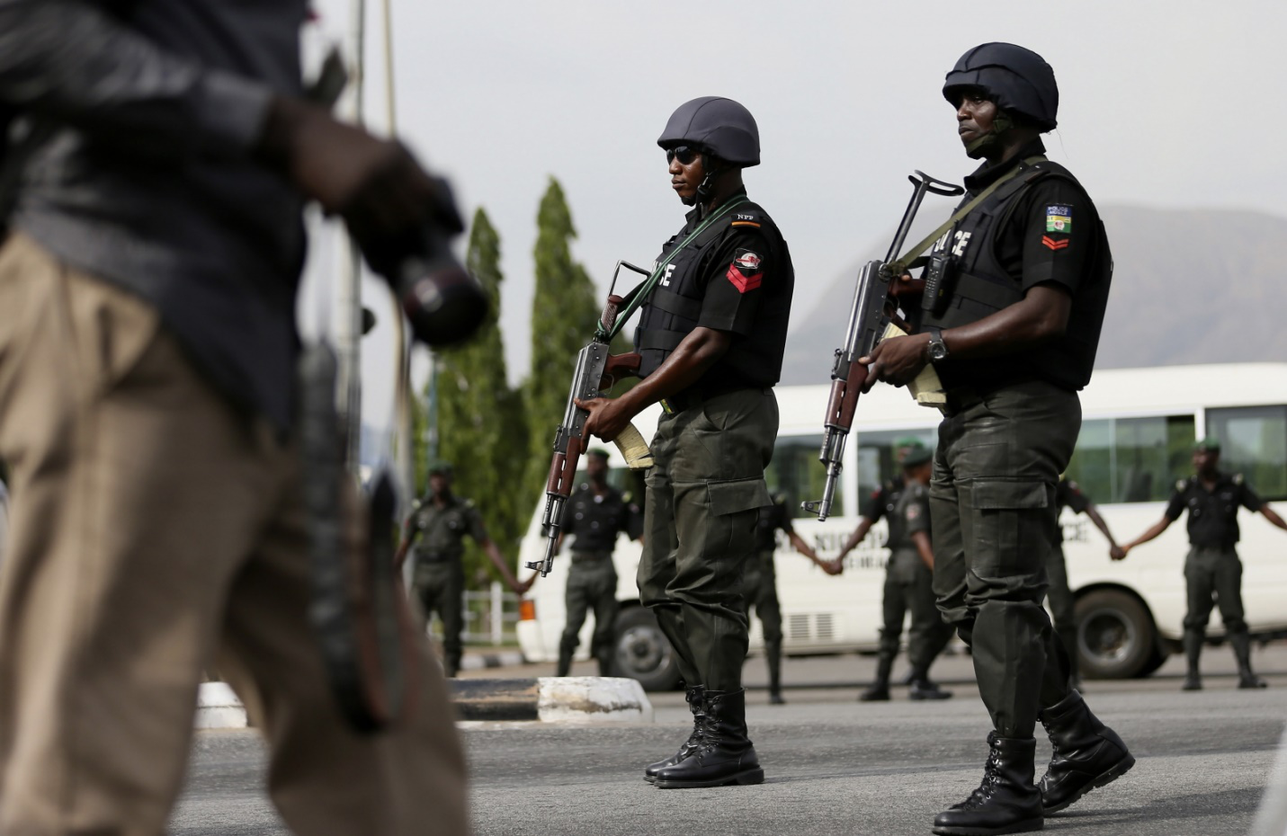 Bayelsa Police Deploys Marine Officers To Search Odoni Waterways for Siasia's Mother