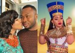 Tonto Dikeh's ex-friend receives N3m birthday Gift from her ex-husband, Churchill