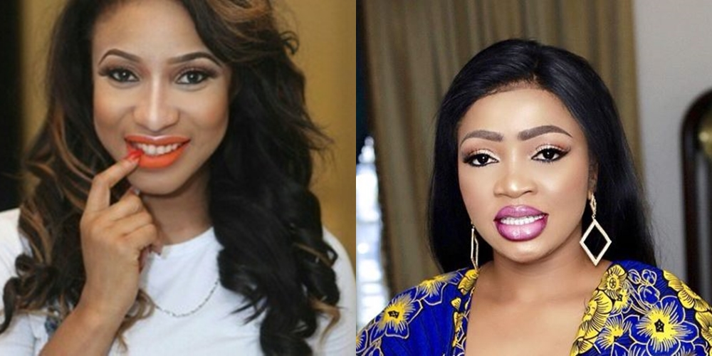 Tonto Dikeh Shades Former Friend Blessing Osom –  I Don't Worry Over Pigs