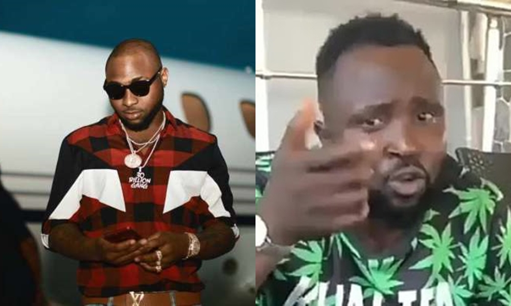 Shoki Shitta: Fan Who Received N1million From Davido Begs For More Money