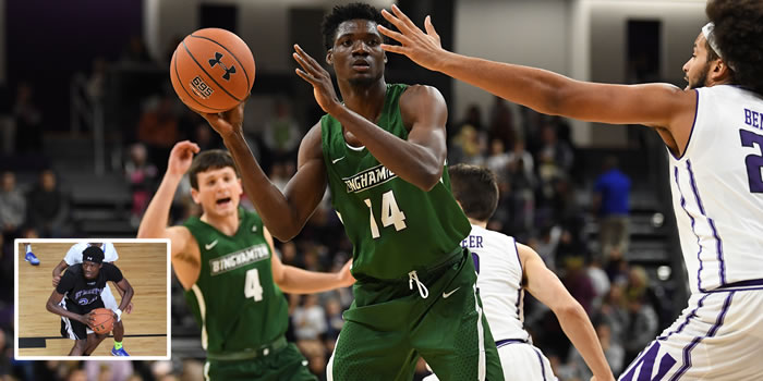 19-Year-Old Nigerian Basketballer Drowns In The U.S