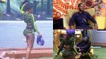 BBNaija 2019: Frodd leads male housemates in prayers as Mercy channels her sexiness (Video)